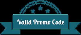 Valid Promo Code